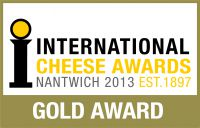 International Cheese Awards - Gold