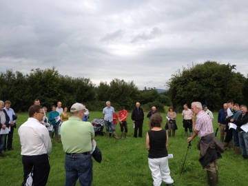 Organic Farm Walk with Teagasc