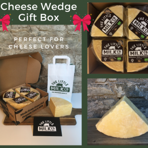 Cheese Wedge Gift Box