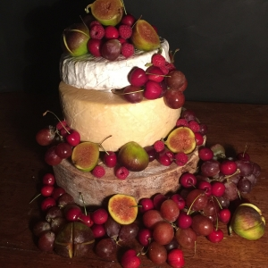 Wedding Cheese Cakes