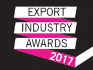 Nominated for 2 Awards at the Exporters Industry Awards