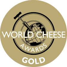 Gold Winner for our Organic Cashel Blue at the World Cheese Awards 2018!